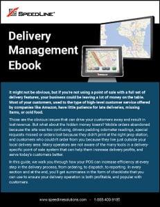 Restaurant Delivery Management Ebook