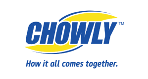 Chowly logo: How it call comes together