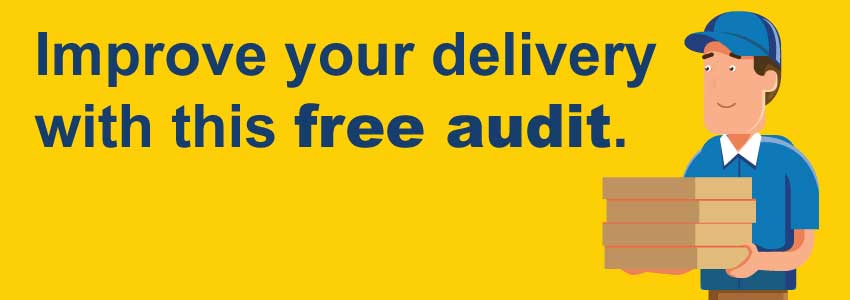 Improve your delivery with this free audit