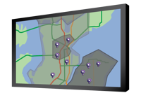 Delivery zones and fees