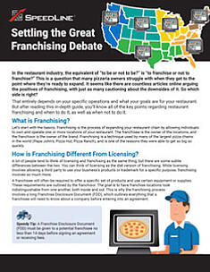 Settling the Great Franchising Debate