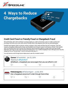 Friendly Fraud: 4 Ways to Reduce Chargebacks