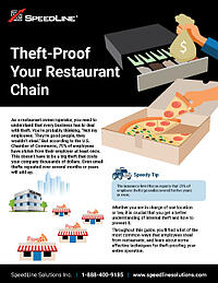 Theft-Proof Your Restaurant Chain