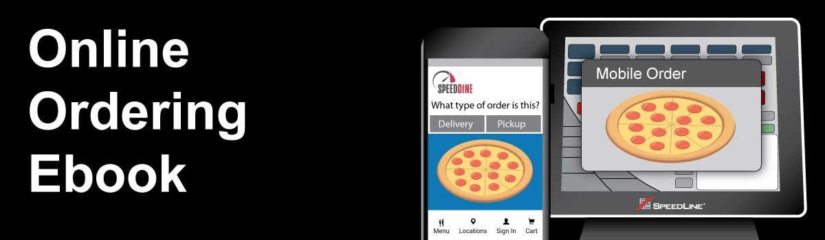 Online ordering ebook for restaurants