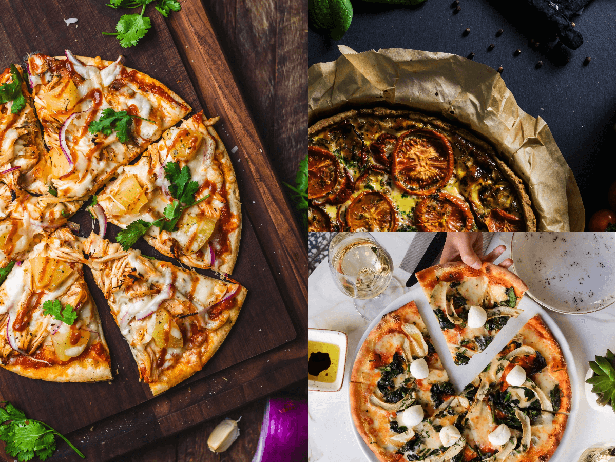Pizza Photography Backgrounds