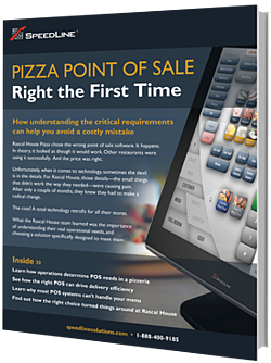 Pizza Point of Sale: Right the First Time guide for purchasing a POS