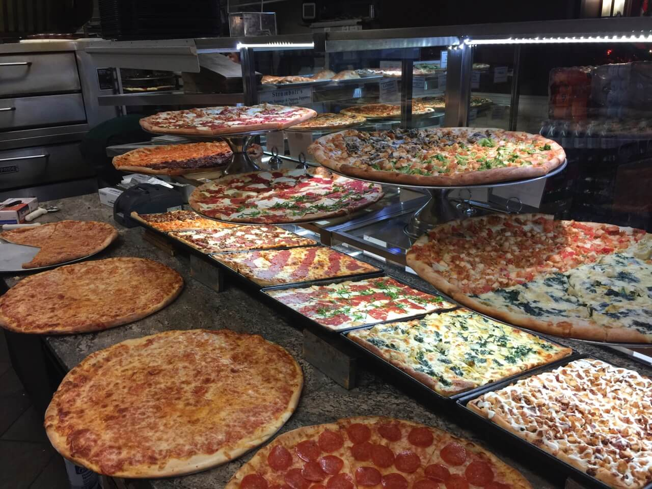 Previti Pizza showcase