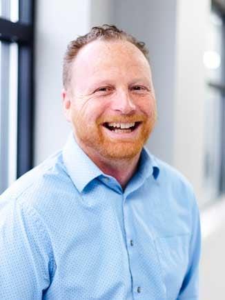 Sean Crocker, Senior Corporate Account Manager