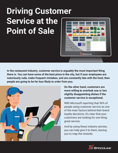 Driving Customer Service at the Point of Sale