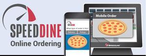 SpeedDine Online Ordering mobile app