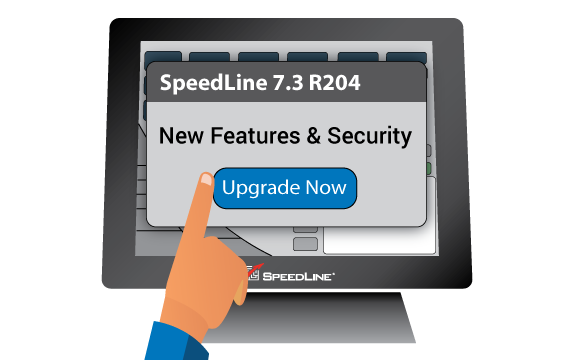 SpeedLine-7.3-r204-upgrade