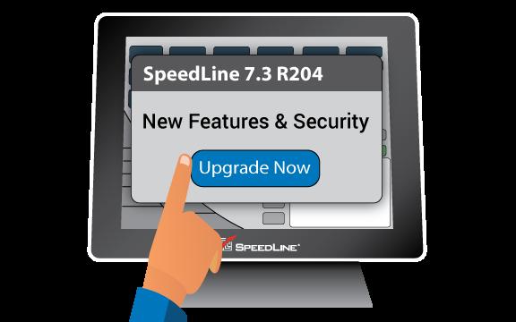 SpeedLine-7.3-r204-upgrade