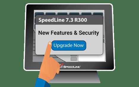 SpeedLine-7.3-r300-upgrade