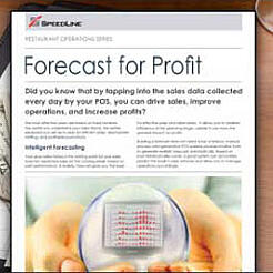Forecast for Profit