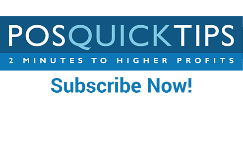POS Quick Tips: Subscribe Now!