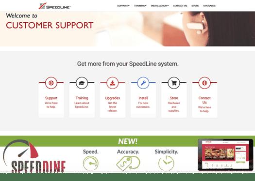 Support-site-screenshot