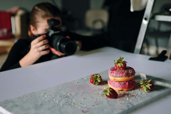 Online Ordering Menu - Professional Food Photographer