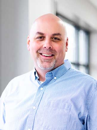 Brad Brooks, Sales & Marketing Director