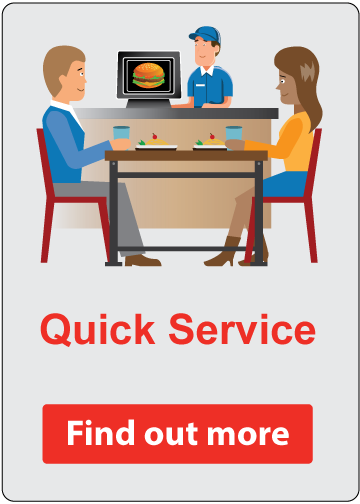 Quick Service - Find out more