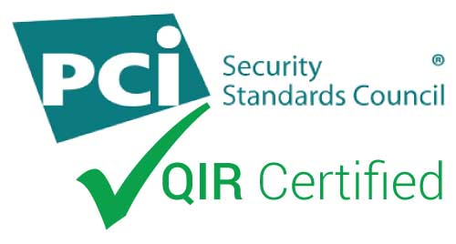 QIR Certified with the PCI Security Standards Council